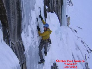 widows tears yosemite ice climbing