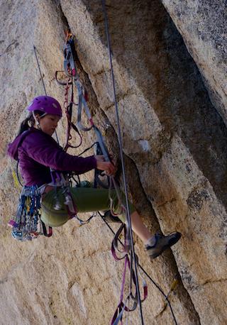 rock climbing guides amp instruction in california   sierra