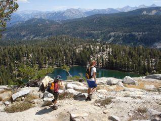 Sierra Nevada Yosemite Backpacking And Hiking Custom Trips